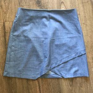 BCBG Wrap Style Skirt